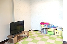 静岡市の不動産会社インターイメージのキッズスペースです。